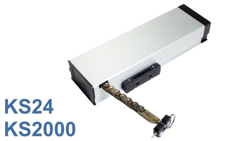 Kettenschubantrieb KS2000 KS24