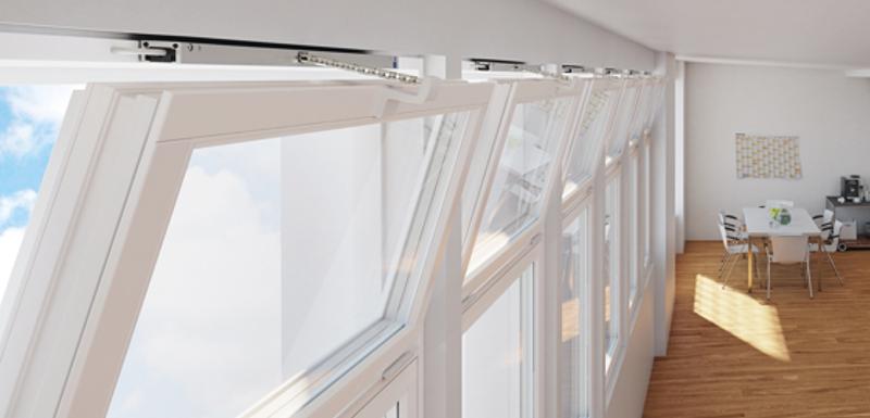 Fensterantriebstechnik